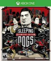 Xbox One Sleeping Dogs Definitive Edition