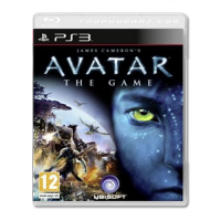 PS3 Avatar The Game