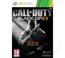 Xbox 360 Call Of Duty Black Ops 2