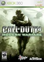 Xbox 360 Call Of Duty Modern Warfare