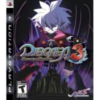 PS3 Disgaea 3 : Absence Of Justice