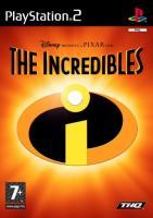 PS2 The Incredibles - Úžasňákovi