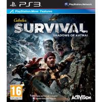 PS3 Cabela's Survival : Shadows Of Katmai