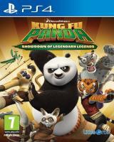 PS4 Kung Fu Panda : Showdown Of Legendary Legends