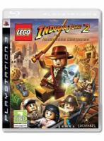 PS3 Lego Indiana Jones 2 : The Adventure Continues