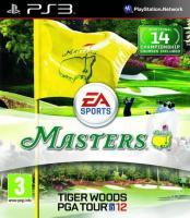 PS3 Tiger Woods PGA Tour 12 : Masters