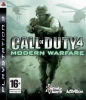 PS3 Call Of Duty 4 : Modern Warfare