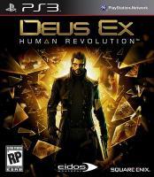 PS3 Deus Ex 3 : Human Revolution