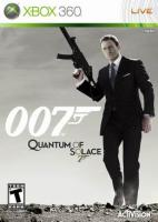 Xbox 360 James Bond 007 : Quantum Of Solace