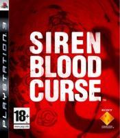 PS3 Siren : Blood Curse