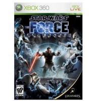 Xbox 360 Star Wars : The Force Unleashed