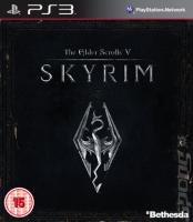 PS3 The Elder Scrolls V : Skyrim