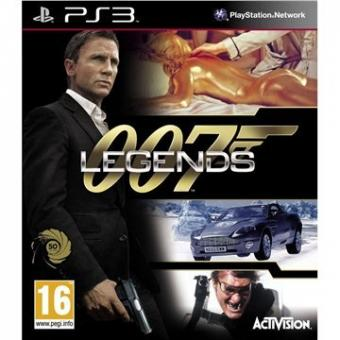 PS3 007 : Legends