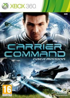 Xbox 360 Carrier Command : Gaea Mission