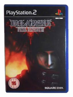 PS2 Final Fantasy VII Dirge Of Cerberus