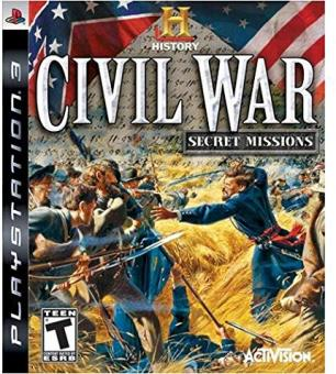 PS3 History : Civil War Secret Missions