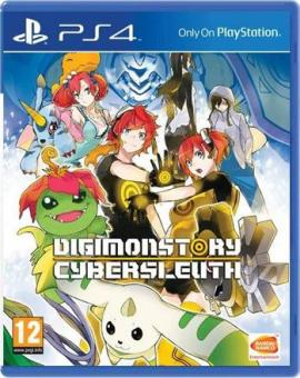 PS4 Digimon Story : Cyber Sleuth