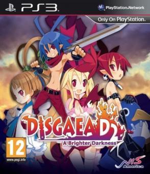 PS3 Disgaea D2 : A Brighter Darkness