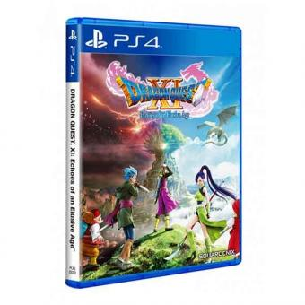 PS4 Dragon Quest 11 : Echoes Of An Elusive Age