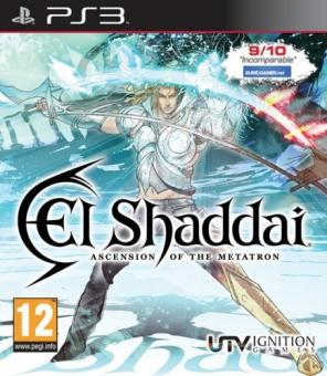 PS3 El Shaddai Ascension Of The Metatron