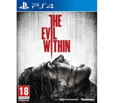 PS4 The Evil Within (DE)