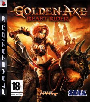 PS3 Golden Axe : Beast Rider