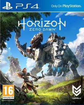 PS4 Horizon : Zero Dawn