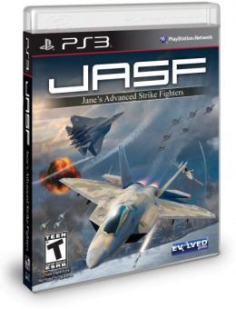 PS3 JASF : Jane's Advanced Strike Fighters
