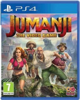PS4 Jumanji : The Video Game