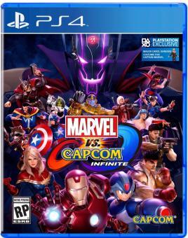 PS4 Marvel Vs Capcom : Infinite