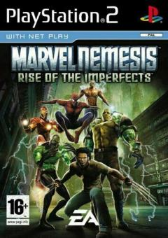 PS2 Marvel Nemesis : Rise Of The Imperfects