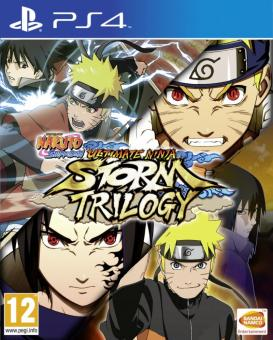 PS4 Naruto Shippuden : Ultimate Ninja Storm Trilogy
