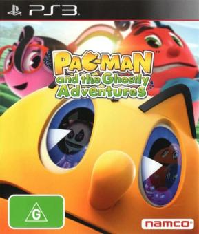 PS3 Pacman And The Ghostly Adventures