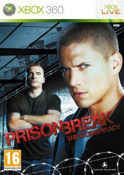 Xbox 360 Prison Break : The Conspiracy