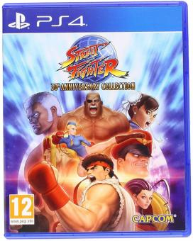 PS4 Street Fighter (30th Anniversary Edition)