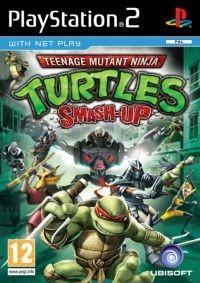 PS2 Teenage Mutant Ninja Turtles : Smash-Up