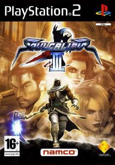 PS2 SoulCalibur 3