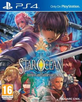 PS4 Star Ocean : Integrity And Faithlessness