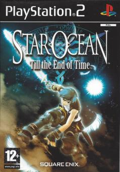 PS2 Star Ocean : Till The End Of Time