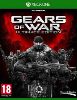 Xbox One Gears Of War : Ultimate Edition