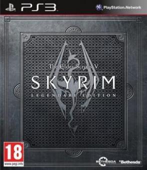 PS3 The Elder Scrolls V Skyrim : Legendary Edition