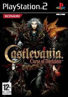 PS2 Castlevania : The Curse Of Darkness