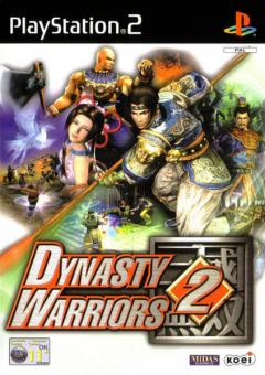 PS2 Dynasty Warriors 2