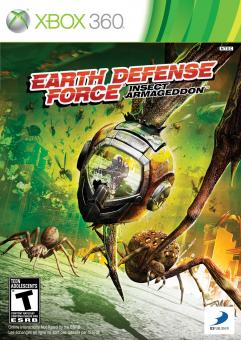 Xbox 360 Earth Defense Force Insect Armageddon