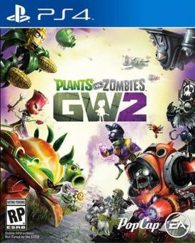 PS4 Plants Vs. Zombies : Garden Warfare 2