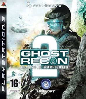 PS3 Ghost Recon Advanced Warfighter 2