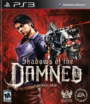 PS3 Shadows Of The Damned