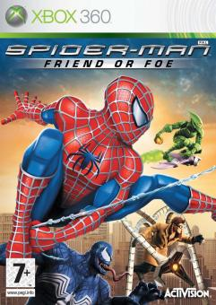 Xbox 360 Spiderman : Friend Or Foe