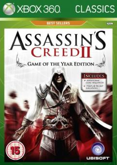 Xbox 360 Assassin's Creed 2 Game Of The Year Edition
