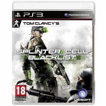 PS3 Tom Clany's Splinter Cell Blacklist